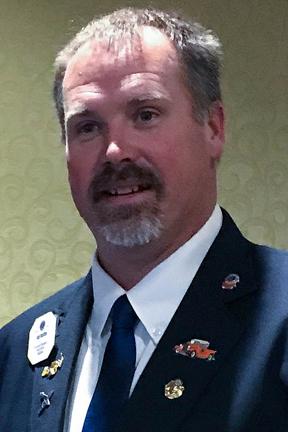 Lion Joe Foster, PCC