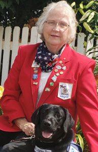 District M6 - Lion Phyllis Krebs